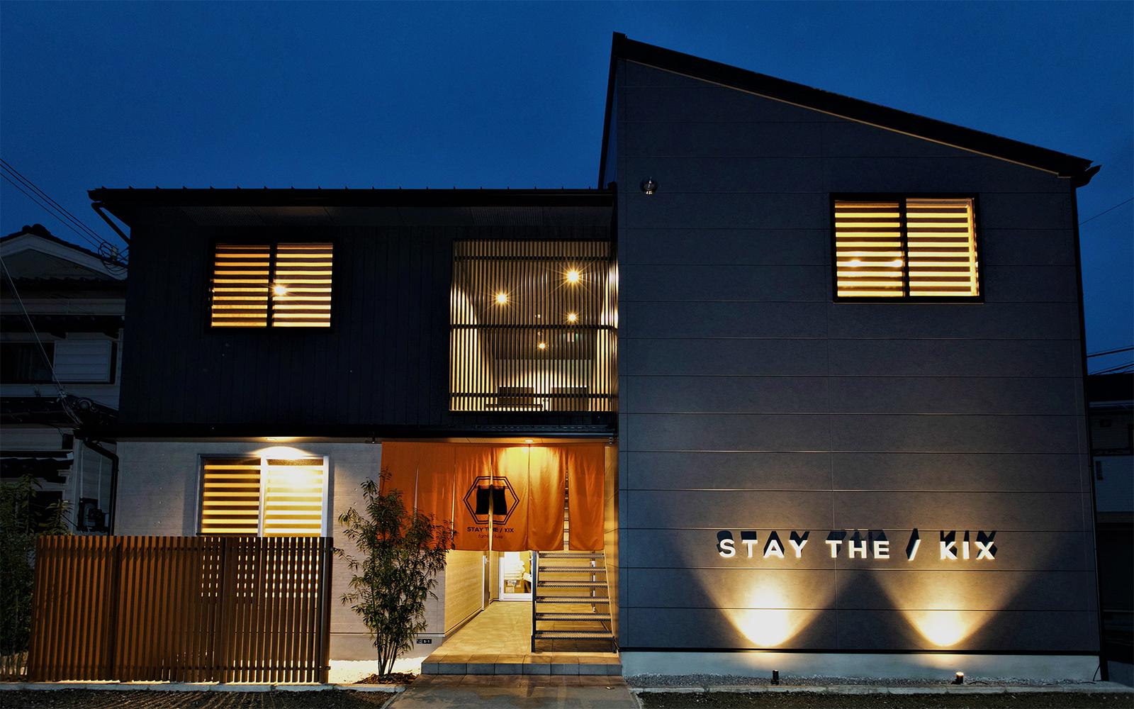 STAY THE KIX apartment hotel